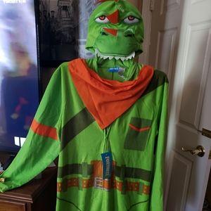 Fort Nite costume or jammies onesie